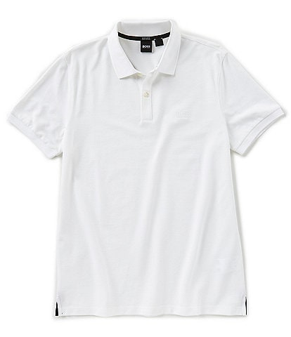 BOSS Pallas Pique Short-Sleeve Polo Shirt