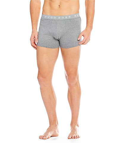 BOSS Hugo Boss Cotton Trunks 3-Pack