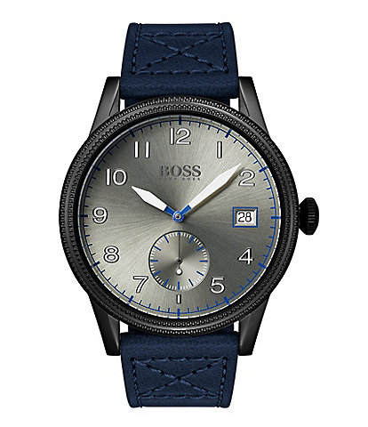 BOSS Hugo Boss Legacy Black IP Watch