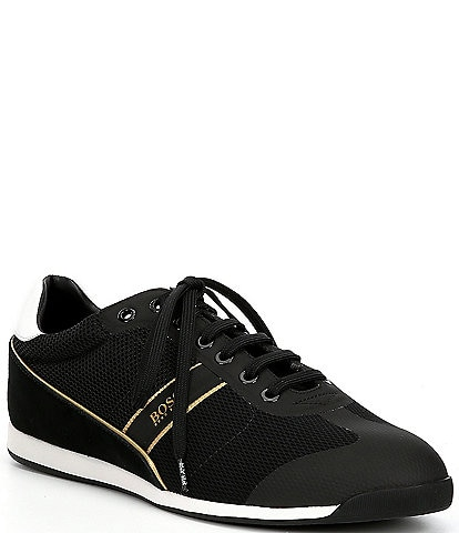 BOSS Hugo Boss Men's Glaze Low Profile Sneaker