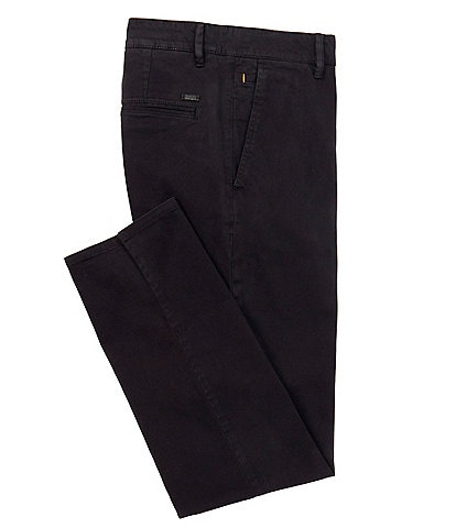 BOSS Schino Regular-Fit Stretch Pants