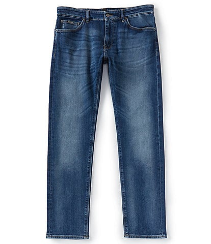 BOSS Hugo Boss Maine Regular-Fit Denim Jeans