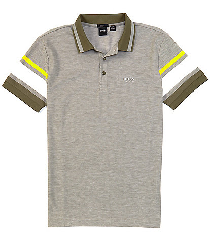 BOSS Paddy 7 Short-Sleeve Polo Shirt