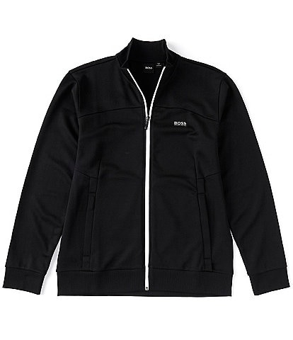 BOSS Skarley Full-Zip Track Jacket