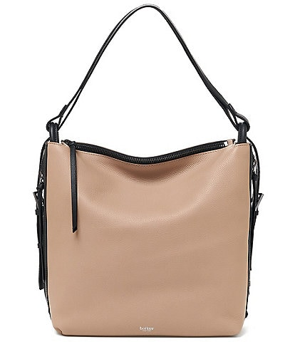 Botkier Bond Convertible Hobo Backpack Bag