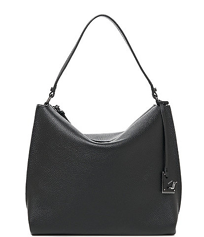 Botkier Hudson Leather Hobo Bag