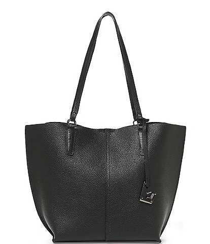 Botkier Hudson Leather Snap Tote Bag