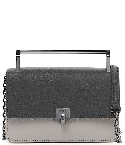 Botkier Lennox Top Handle Colorblock Small Crossbody Bag