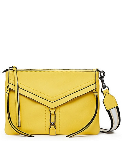 Botkier Trigger Flat Zip Crossbody Bag