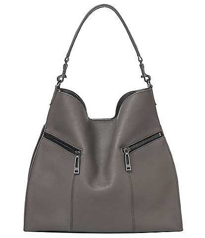 Botkier Trigger Zip Pocket Hobo Bag