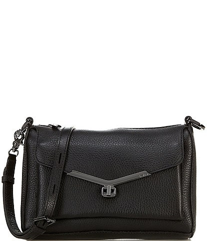 Botkier Valentina Pebble Leather Crossbody Bag