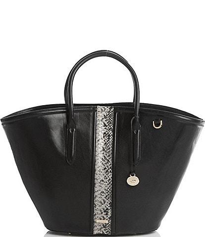 BRAHMIN Layton Collection Mira Tote Bag