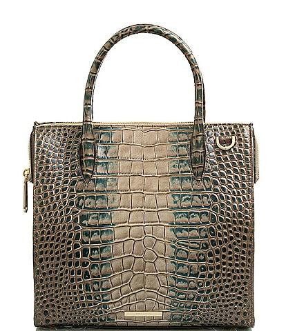 BRAHMIN Magnus Collection Caroline Satchel Bag