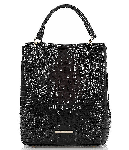 BRAHMIN Melbourne Collection Amelia Bucket Bag