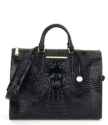 BRAHMIN Melbourne Collection Laptop Business Tote Bag