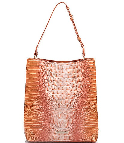 BRAHMIN Melbourne Collection Large Amelia Bucket Bag