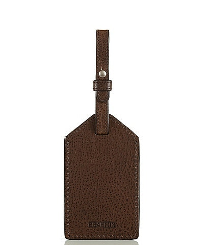 BRAHMIN Men's Luggage Tag