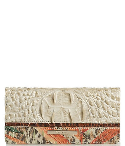 BRAHMIN Waveson Collection Ady Wallet