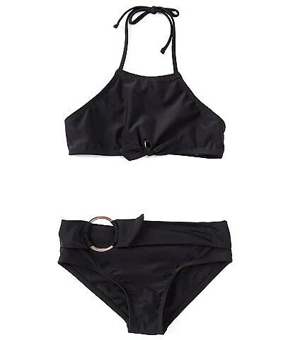 Raisins Big Girls 7-16 Moodring Two-Piece Swimsuit