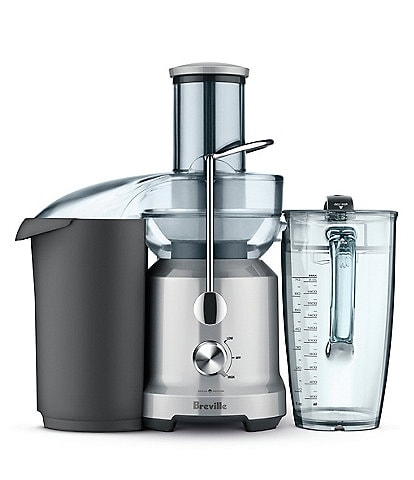 Breville Juice Fountain® Cold - 70 oz. Jug Capacity Centrifugal Juicer, Silver