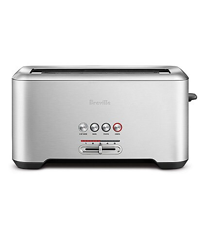 Breville The Bit More Long-Slot 4-Slice Toaster