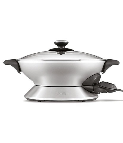Breville The Electric Hot Wok