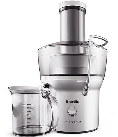 Breville The Juice Fountain® Compact, 25 oz. Juice Jug Capacity Juicer
