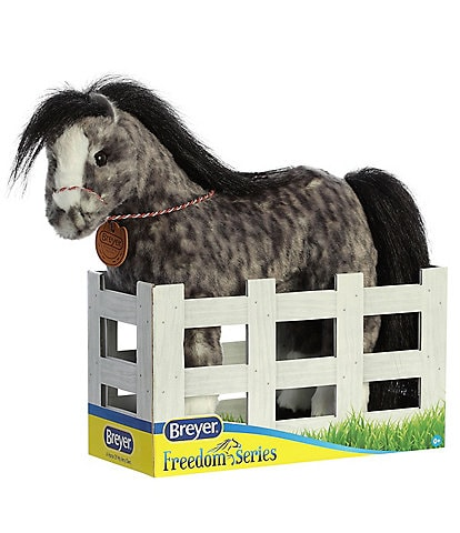 Breyer 13#double; Andalusian Horse Plush