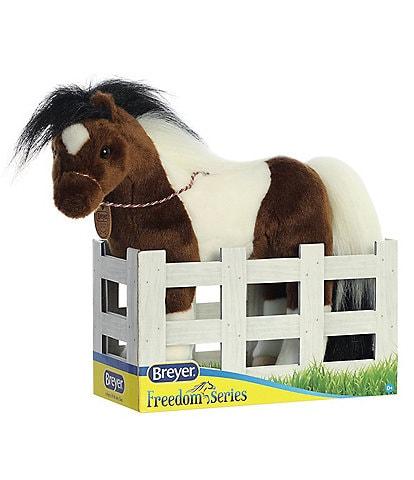 Breyer 13#double; Paint Horse Plush