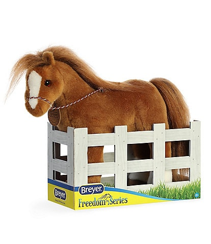 Breyer 13#double; Quarter Horse Plush