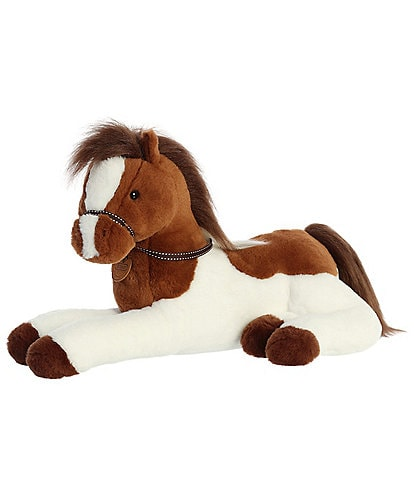Breyer 18#double; Paint Horse Plush