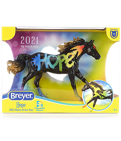 Breyer 2021 Freedom Series Horse of the Year - Hope