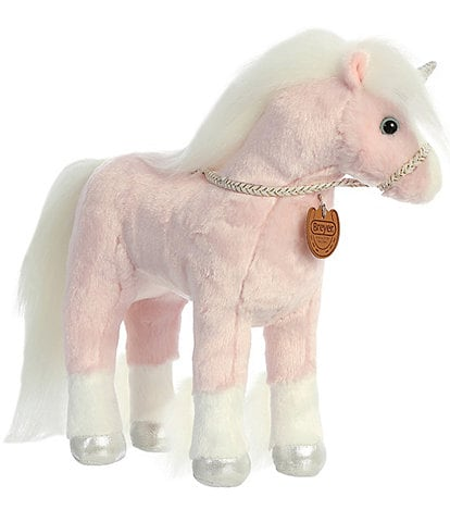 Breyer Aurora 13#double; Plush Unicorn