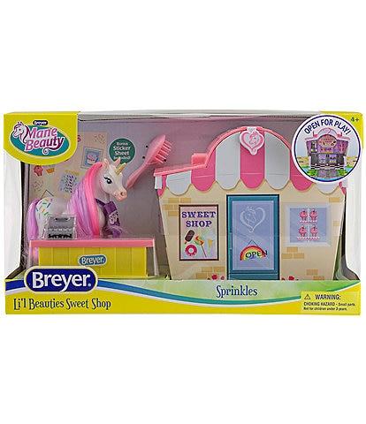 Breyer Li'l Beauties Sweet Shop - Sprinkles