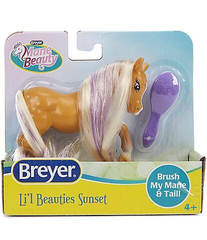 Breyer Mane Beauty Li'l Beauties Sunset Horse