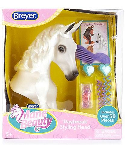 Breyer Mane Beauty Styling Head - Daybreak