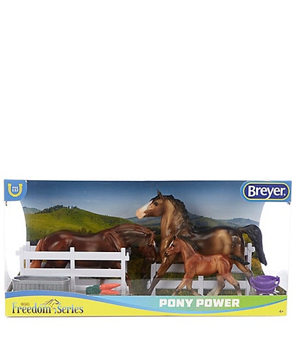Breyer Pony Power