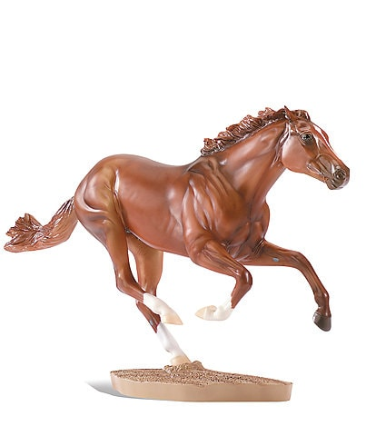 Breyer Secretariat 1973 Triple Crown Champion Horse Figurine