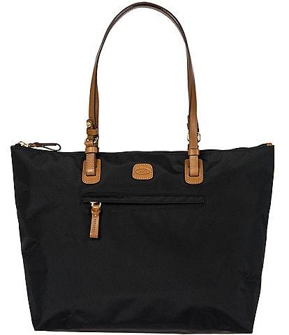 Bric's X-Bag Large Sportina 3-way Shopper Tote Bag