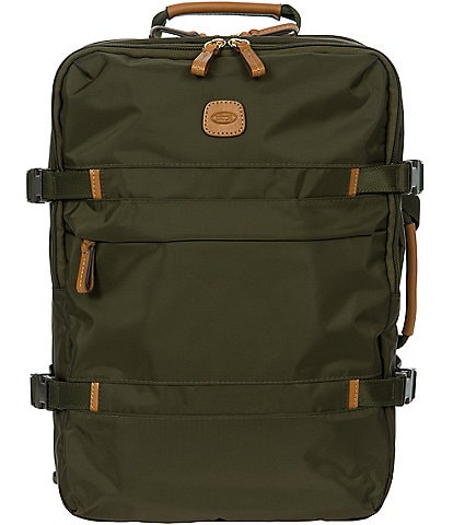 Bric's X-Travel Montagne Fabric Backpack