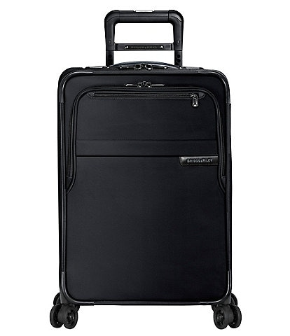 Briggs & Riley Baseline 22#double; Domestic Carry-On Expandable Spinner