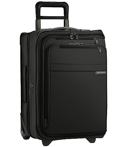 Briggs & Riley Baseline 22#double; Domestic Carry-On Upright Garment Bag