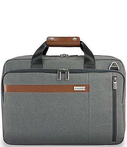 Briggs & Riley Kinzie Convertible Briefcase Bag and Backpack
