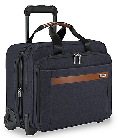 Briggs & Riley Kinzie Street Medium Expandable Rolling Briefcase