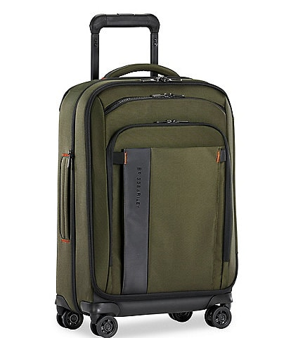 Briggs & Riley ZDX 22#double; Carry-On Expandable Spinner