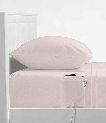 bright SPOT Back to Campus Collection 300-Thread-Count Sheet Set