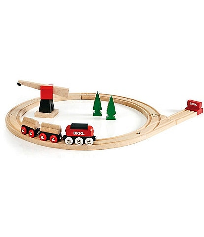 Brio Freight Train Set