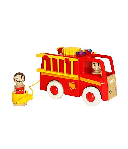 Brio Light Sound Firetruck