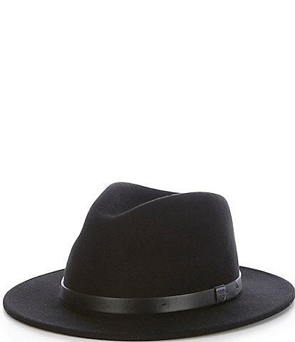 Brixton Classic Messer Fedora Hat