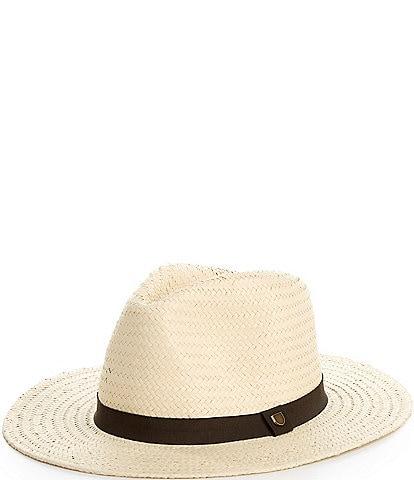Brixton Passage Straw Sun Hat